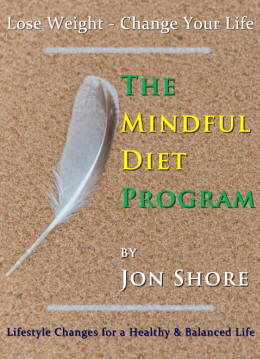 The Mindful Diet Program Book by Jon Shore