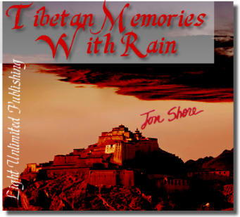 Tibetan Memories with Rain by Jon Shore